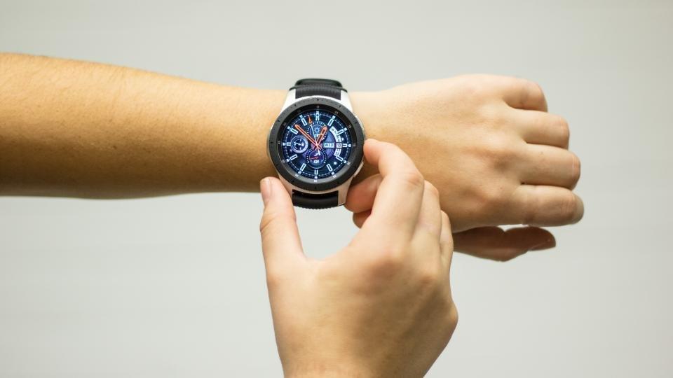 Samsung Galaxy Watch Review The 4g Samsung Galaxy Watch