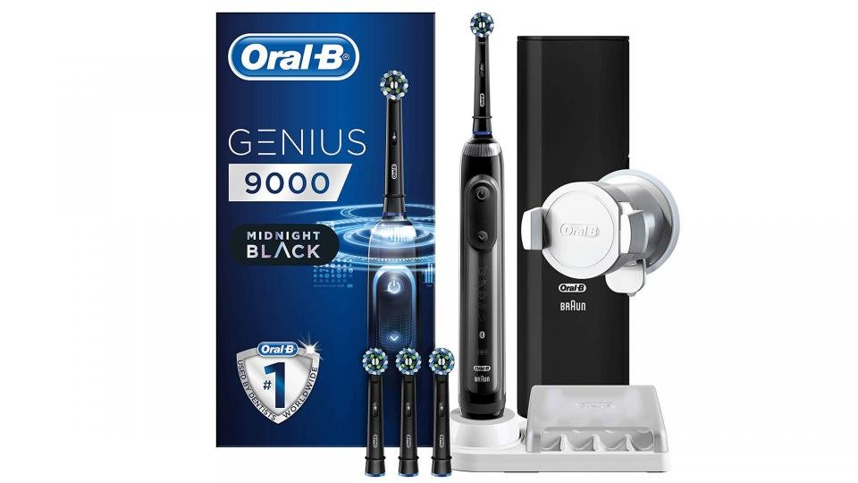 Oral-B Genius 9000 Review: Uitmuntendheid In Elektrisch Borstelen Review/ Test