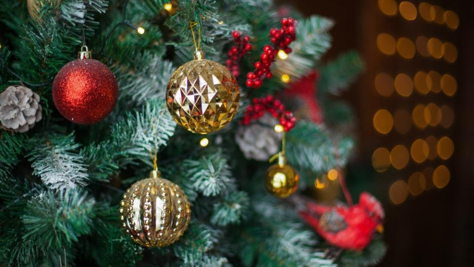 best christmas tree decorations 2019 stylish xmas props from 2 50 rh expertreviews co uk