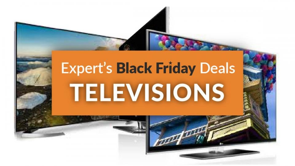 best tv deals black friday cyber monday