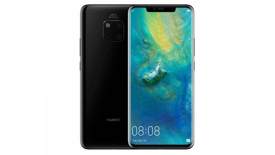 This Huawei Mate 20 Pro deal from Vodafone is obscenely good