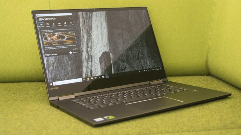 Lenovo Yoga 730 15in review: A mighty 4K 2-in-1 laptop
