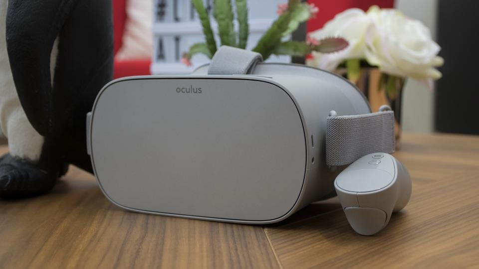 Get into VR on the cheap with this tempting Oculus Go deal