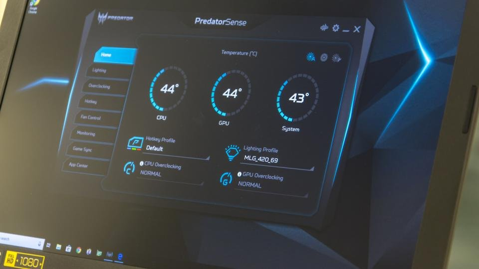 Acer Predator Helios 500 review: A beast of a gaming laptop