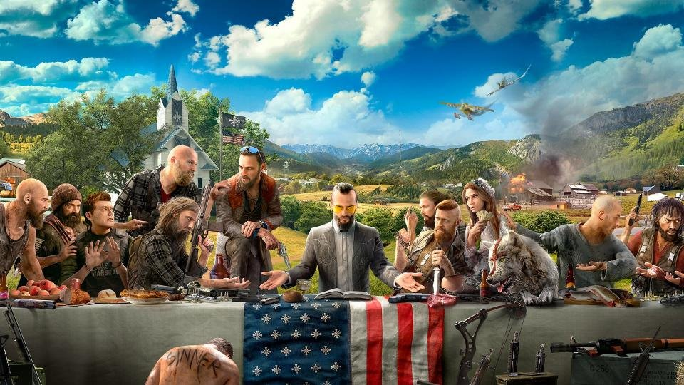 Far Cry New Dawn Ubisoft Announces Post Apocalyptic Setting For