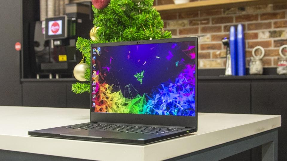 fef796283b4 Razer Blade Stealth 13 review: A sublime ultraportable laptop with  dedicated graphics