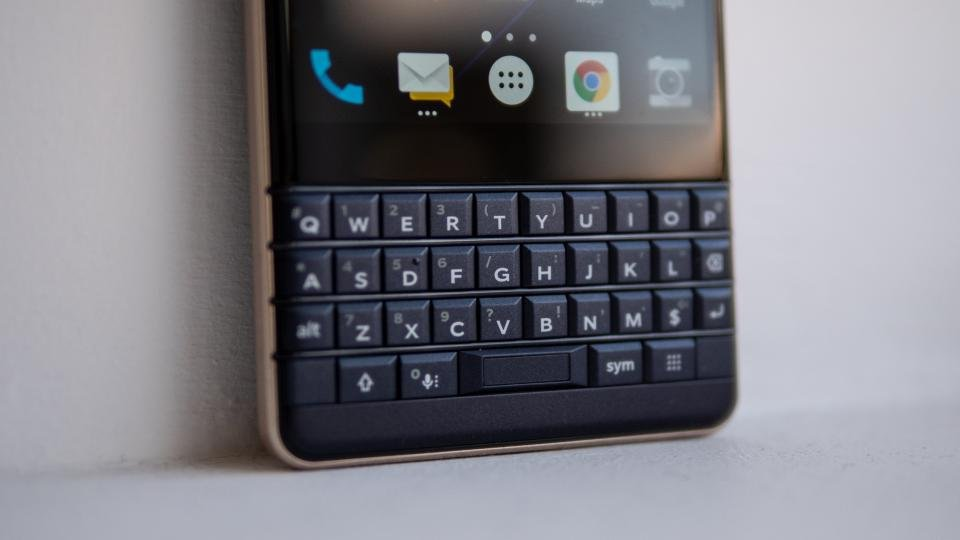 BlackBerry Key2 LE review: Party like it's 2002 | Expert Reviews
