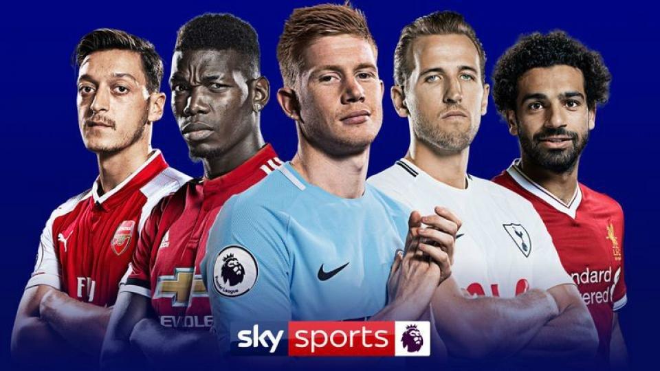 Английский футбол премьер лига смотреть