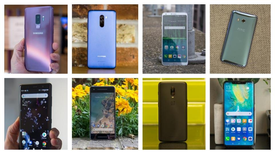 iPhone alternatives: The Android phones you should consider instead