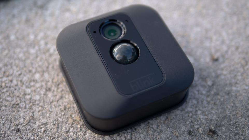 Blink XT security camera review: Blink and you definitely