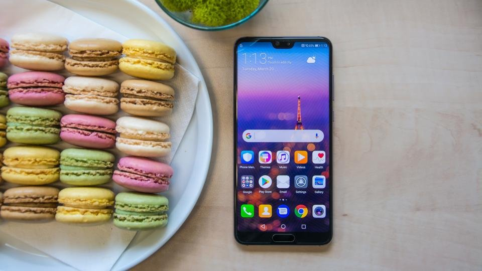 Image result for Huawei P30 and P30 Pro