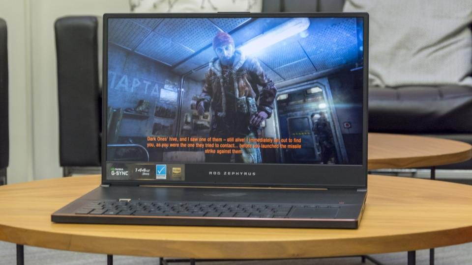 Asus ROG Zephyrus S GX701 review: A fantastic 17in gaming laptop