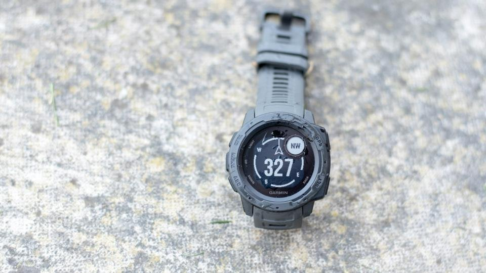 Garmin Instinct review: A smartwatch built for the great