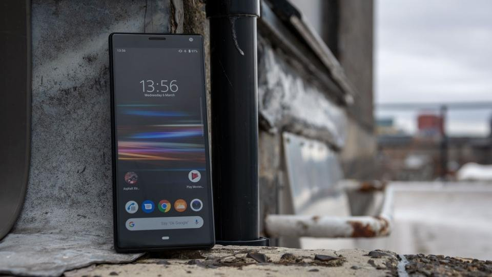 Sony Xperia 10 review: A lean movie-watching machine
