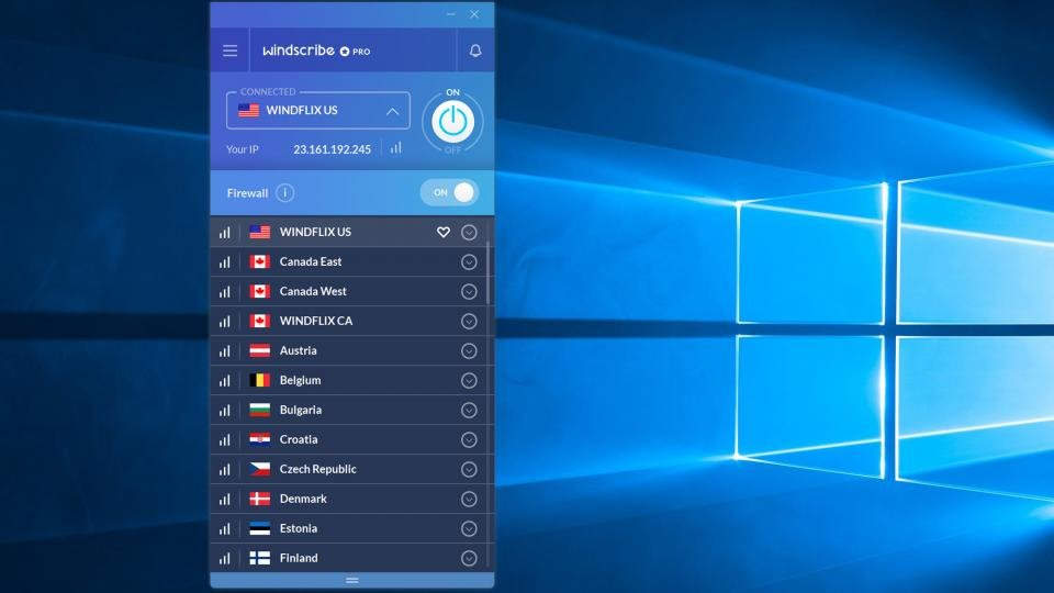 Windscribe VPN review: A very good all-round VPN | Expert