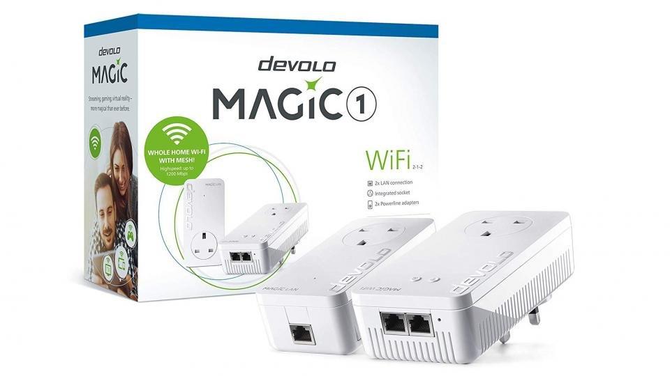 Devolo Magic 1 WiFi review: Perfect for the Wi-Fi-unfriendly home