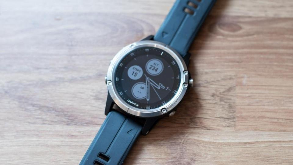 The Garmin Fenix 5 Plus is cheaper than ever | Expert Reviews