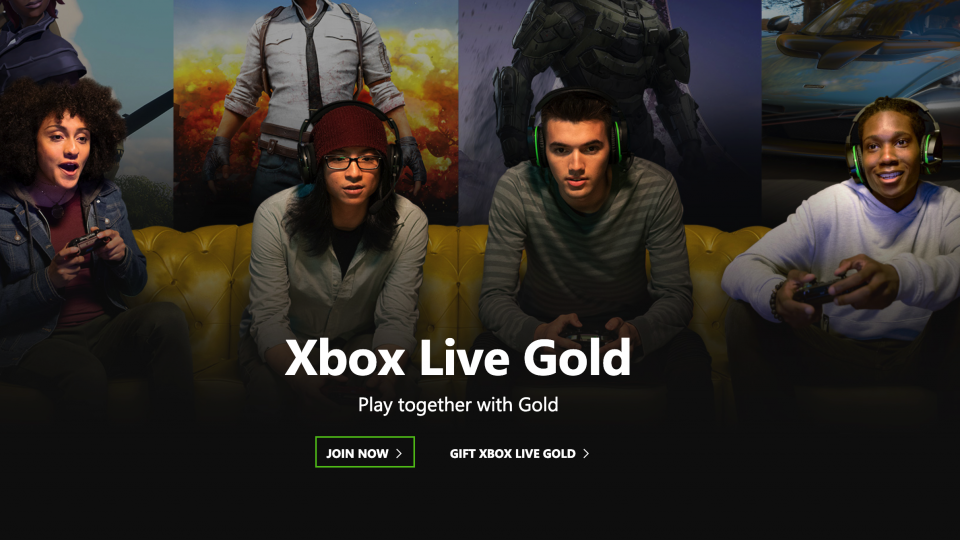 Xbox Live Gold price increase: Microsoft set to raise prices on Xbox Live Gold 12-month plans next month