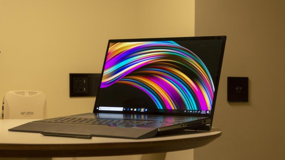 Asus ZenBook Pro Duo hands-on review: A novel laptop with