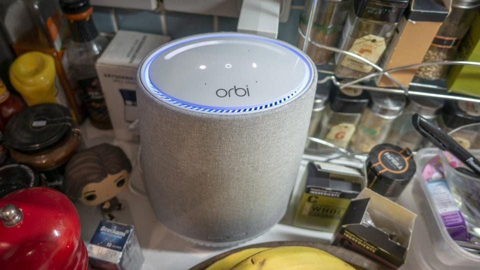 Netgear Orbi Voice review: A mesh Wi-Fi system with Alexa