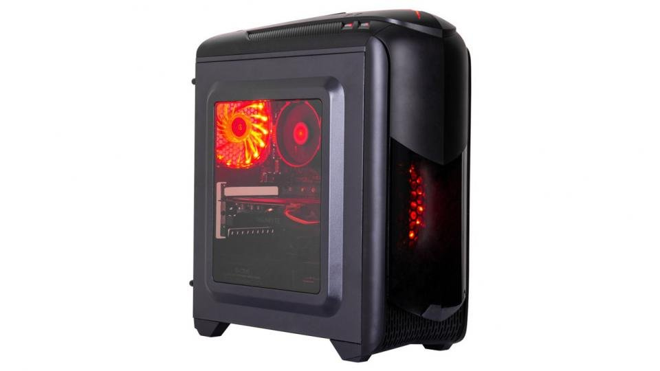 Overclockers Gaming XVI Essential review: An impressive desktop for gaming