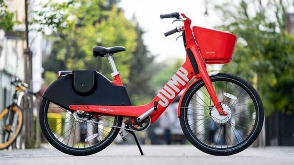 Uber JUMP bikes launch in London: You can now hire an