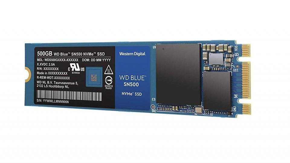 WD Blue SN500 review: Excellence, without the price tag