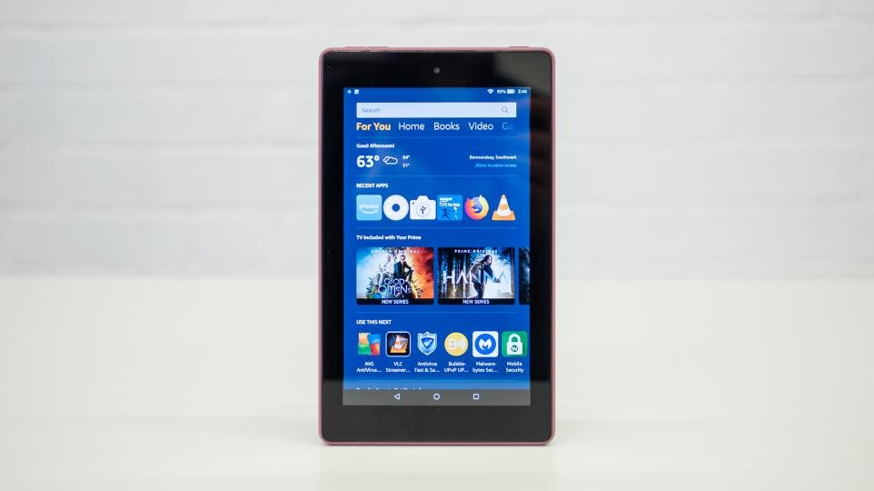 Amazon Fire 7 (2019) review: Still basic but unbeatable
