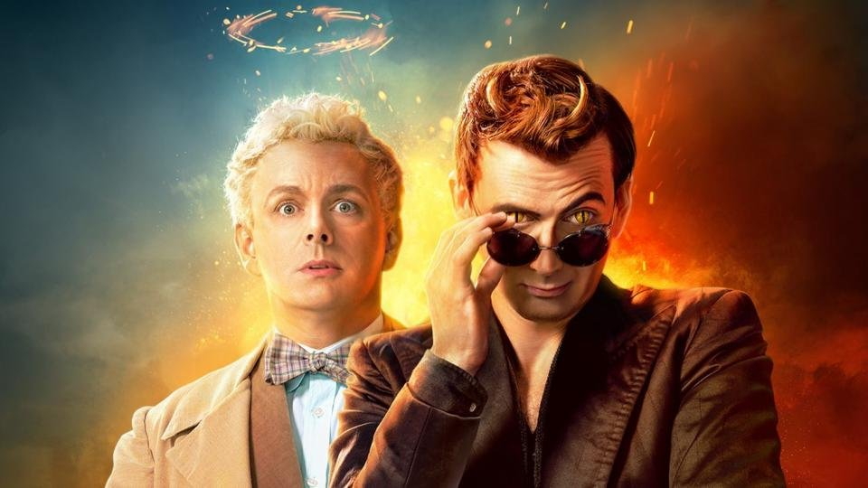How to watch Good Omens in the UK, US and anywhere else