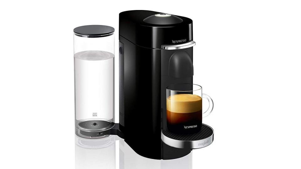 Nespresso Vertuo Plus Review Make Americanos Great Again
