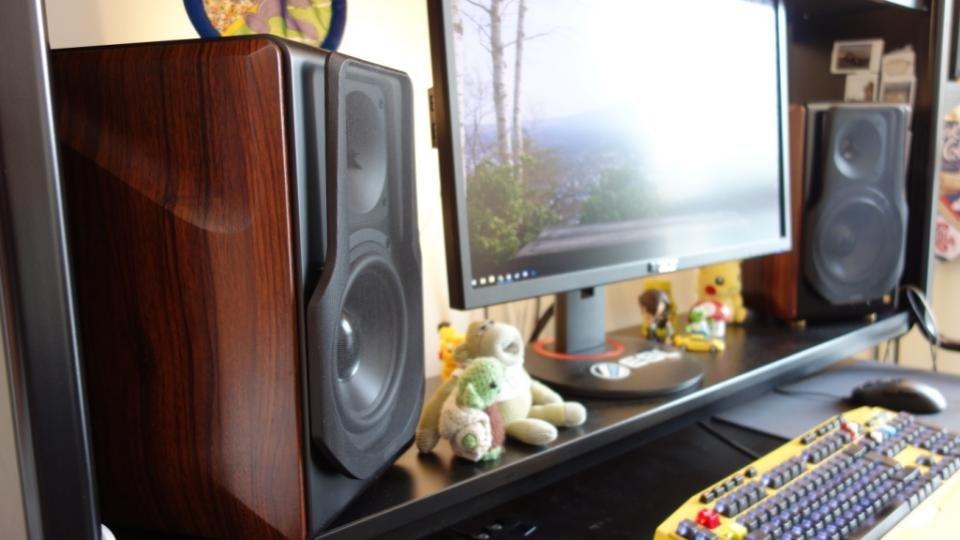 For Music Games 6W USB Power Laptop Computer Speaker with Ear Jack Speaker