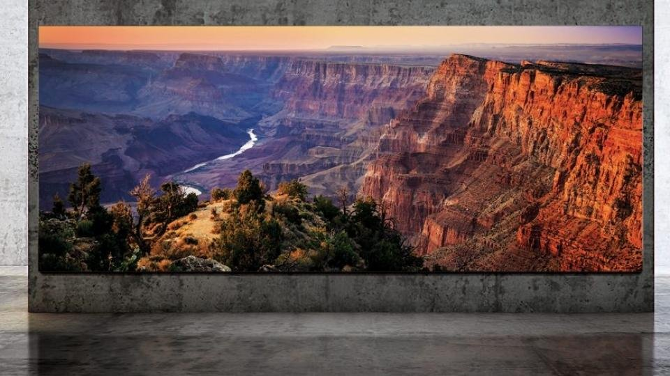 Samsung launches The Wall Luxury – its staggering 292in smart modular TV
