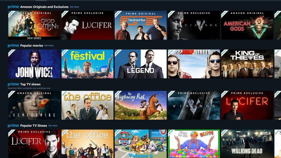 Best films on Amazon Prime Video UK: The 10 best movies on