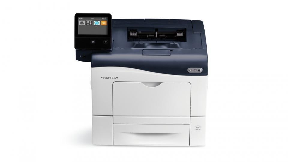 Xerox VersaLink C400DN review: Unbeatable laser printing