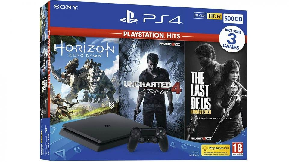 This PS4 bundle deal is stonking