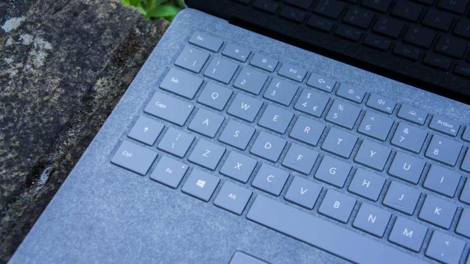 Deal alert: The original top-end Surface laptop is a bit of a bargain