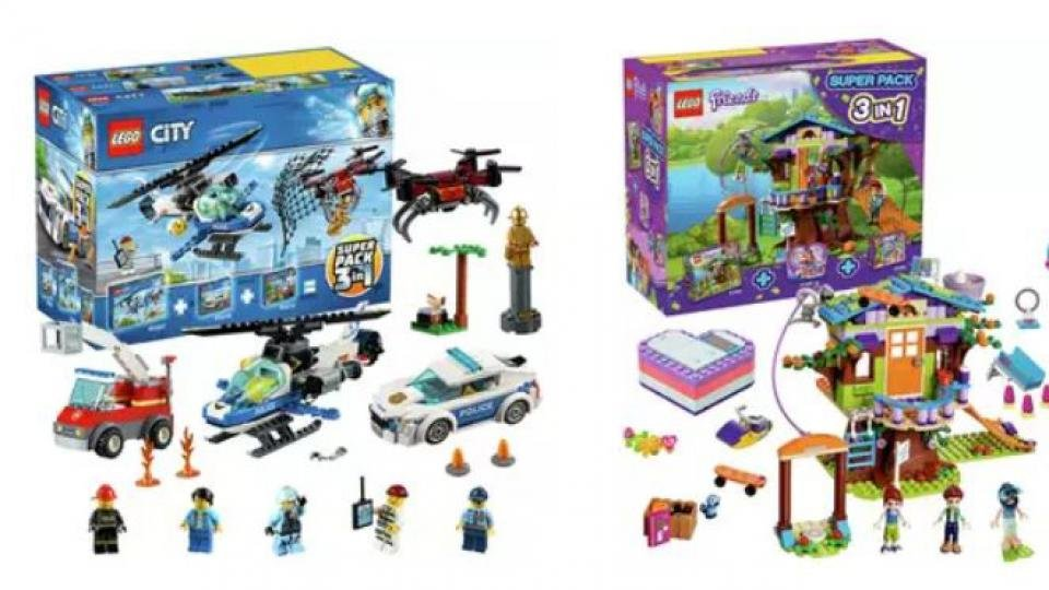 Argos toy sale: Get up to 50% OFF Lego, Playmobil, Barbie, Hot Wheels