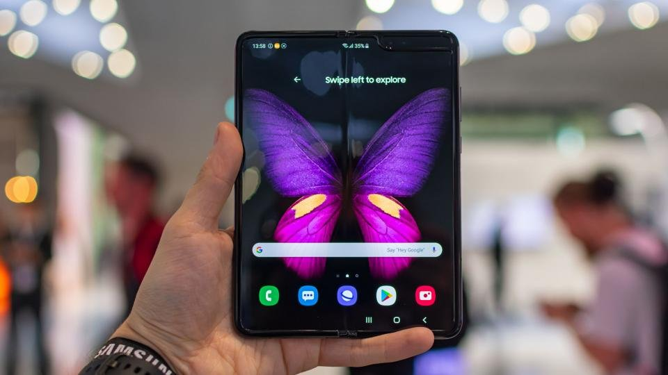 Samsung Galaxy Fold review: Hands on with Samsung's revamped