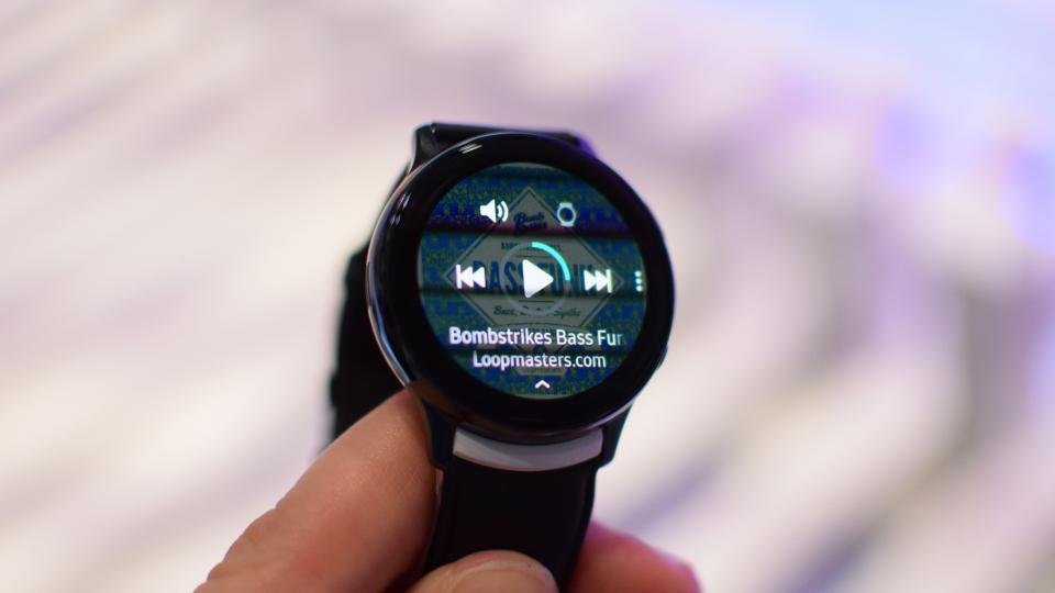 Samsung Galaxy Watch Active 2 review: Hands-on with the