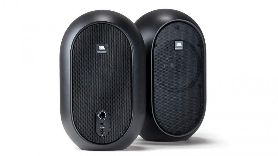 JBL One Series 104 review: A well-rounded desktop speaker