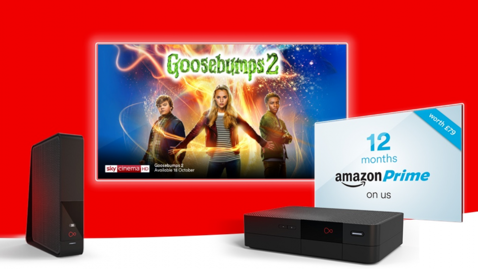 Get 12 Months Of Amazon Prime Just In Time For Black Friday With Virgin Media S Broadband And Tv Bundles Expert Reviews