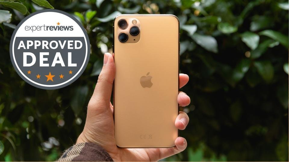 Iphone Deal Iphone 11 Pro Is Cheapest Yet This Black Friday With Vodafone Contract Deal Expert Reviews