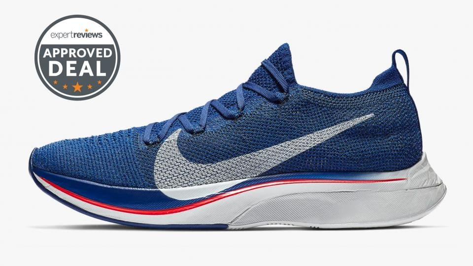 Compatible con Geología Maldición  Nike Black Friday sale: Save a whopping £107 on Nike Vaporfly 4% Flyknit  running shoes | Expert Reviews