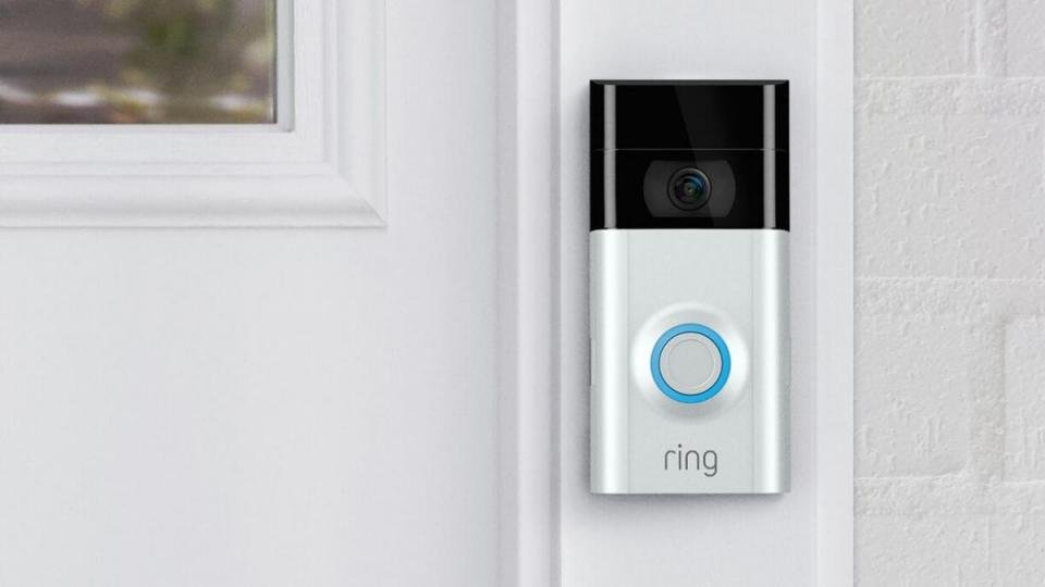 Get a free Echo Dot with the excellent Ring Video Doorbell