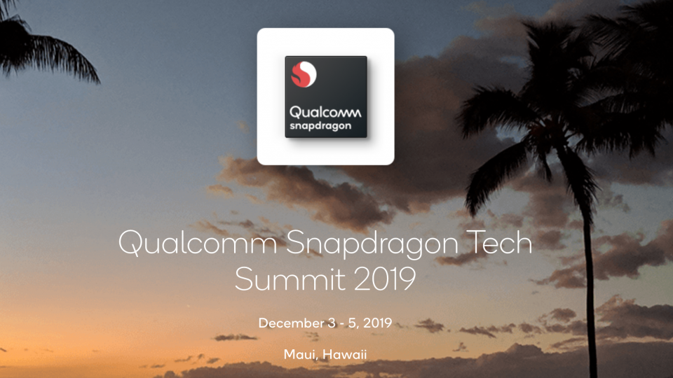 Qualcomm's Snapdragon 865 set to launch on 3 December