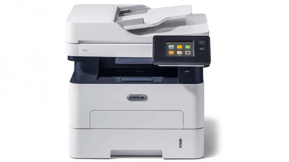 Xerox B215 Review The Running Costs Of This Mfp Are Too High