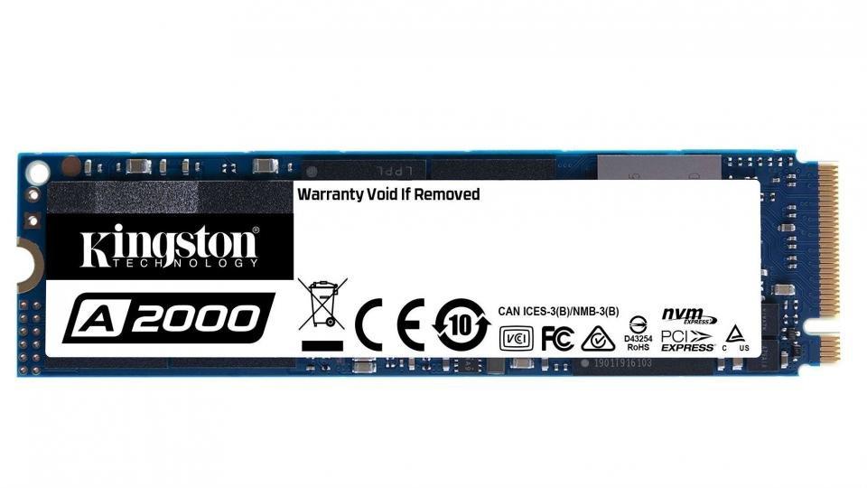 Kingston A2000 review: A superb SSD