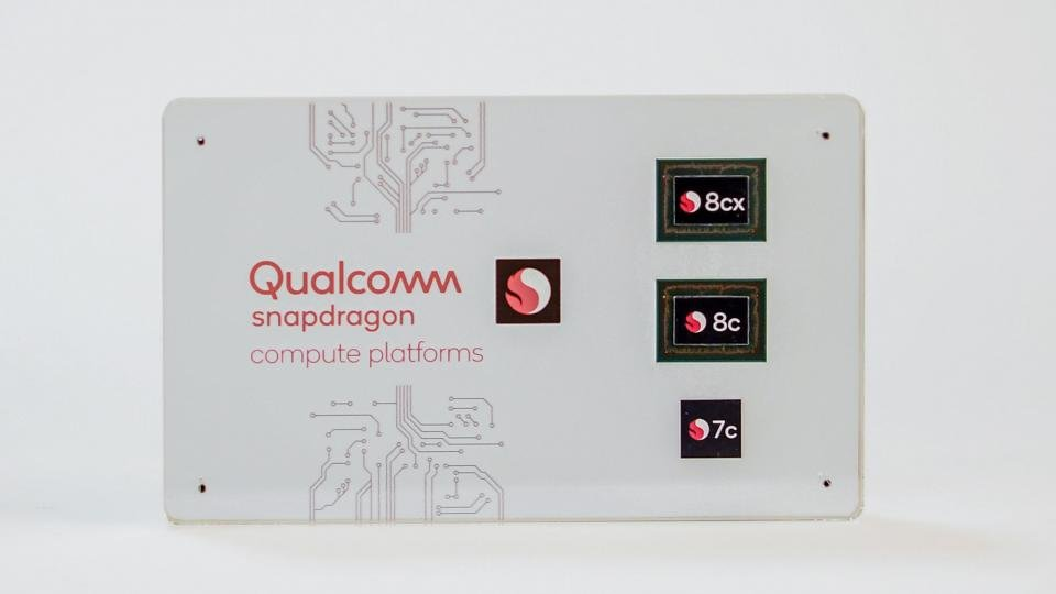 Qualcomm announces lower-end PC hardware for 2020 with Snapdragon 8c