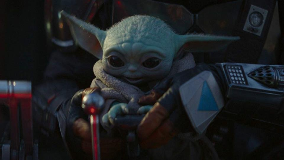 Attention Baby Yoda fans! The Mandalorian toys and merch are FINALLY