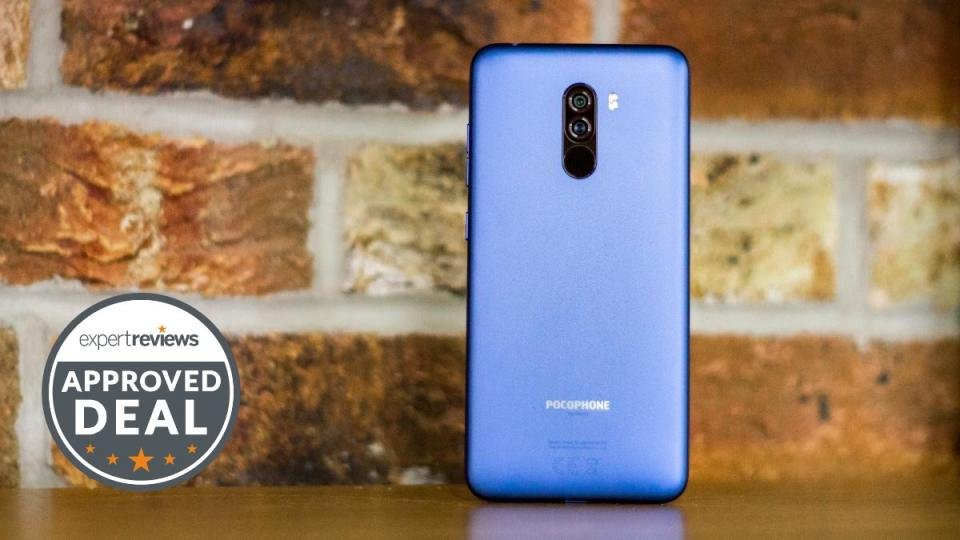 The superb Pocophone F1 is now £190